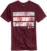 Young & Reckless Men's Split View Graphic-Print T-Shirt