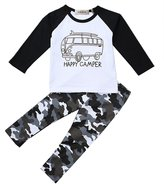 StylesILove.com StylesILove Cute Graphic T-shirt and Pants Baby Boy 2-pc Set (18-24 Months, )