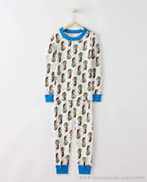 Hanna Andersson Curious George®; Long John Pajamas In Organic Cotton