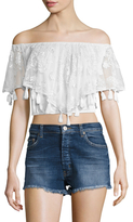 Kas Ondra Lace Embroidered Blouse