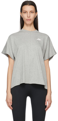 Nike Grey Sportswear Earth Day T-Shirt