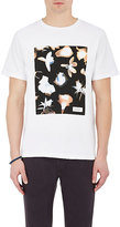 Saturdays Surf NYC Men's Floral-Printed Cotton T-Shirt