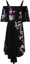Temperley London 'Woodland' midi dress - women - Silk - 8