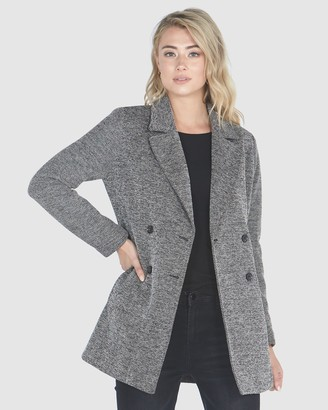 Privilege Double Breasted Jacket
