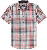 Marmot Dobson Plaid Short-Sleeve Woven Shirt