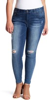 Democracy Deconstructed Lux Skinny Jeans (Plus Size)