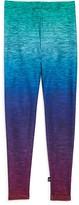 Terez Girls' Heather Ombré Leggings - Sizes 7-16