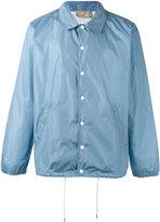 MAISON KITSUNÉ lightweight waterproof jacket - men - Polyamide - S