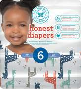 The Honest Company Disposable Diapers - Giraffe - Size 6 - 22 ct