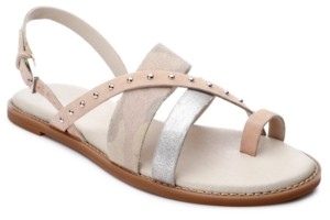 Sanctuary Biz Studded Toe-Post Sandals Women's Shoes