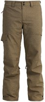 O'neill Construct Waterproof Trousers Marl Brown
