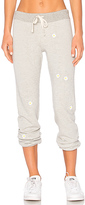 Sundry Daises Sweatpant in Gray. - size 1 / S (also in )