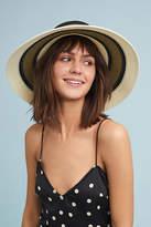 Anthropologie Gloria Floppy Hat