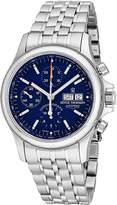 Revue Thommen Men's 42mm Steel Bracelet & Case Automatic Watch 17081.6135