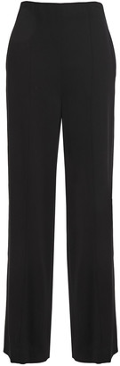Diane von Furstenberg Erica Crepe-jersey Wide-leg Pants