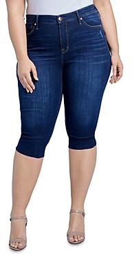 Seven7 High Rise Breezy Crop Jeans