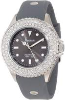 Freelook Women's HA9036-7 Band & Dial Ss Case Swarovski Bezel Watch