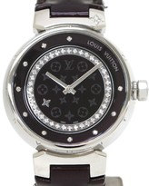 Louis Vuitton Tambour Stainless Steel 30mm Womens Watch