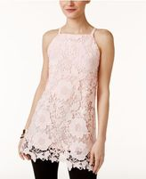 Alfani Lace Top, Only at Macy's