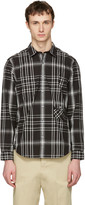 Burberry Black Check Inworth Shirt