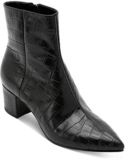 Dolce Vita Women's Bel Block-Heel Ankle Booties