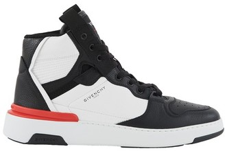 Givenchy Wing high top trainers
