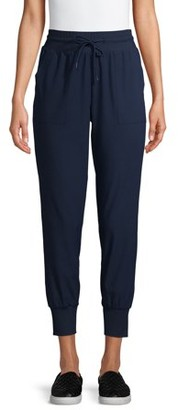 Athletic Works Women's Athleisure Slim Ripstop Joggers