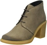 Bata Women's 7932484 Ankle Boots Grey Size: 5