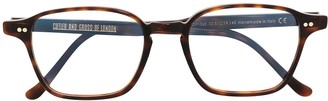 Cutler & Gross CGOP1360 square-frame optical glasses