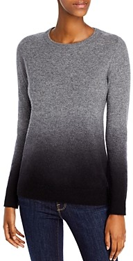 C by Bloomingdale's Dip Dyed Cashmere Sweater - 100% Exclusive