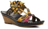 Spring Step Charlotte Wedge Sandal