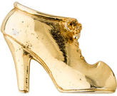 Salvatore Ferragamo Shoe Brooch