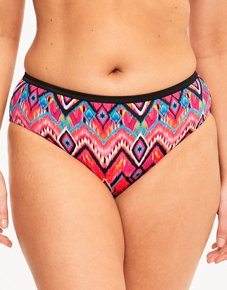 Elomi Tribe Vibe Mid Rise Brief