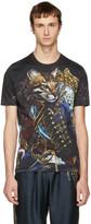 Dolce & Gabbana Black Royal Puma T-Shirt