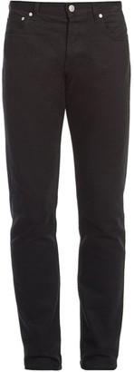 Alexander McQueen Logo Embellished Pocket Jeans