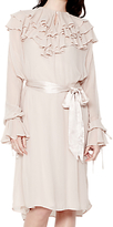 Ghost Alexa Dress, Nude