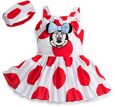 Disney Minnie Mouse Woven Dress Set for Baby