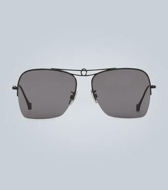 Loewe Square-framed aviator sunglasses