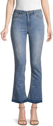 Ava & Aiden Classic Flared Jeans