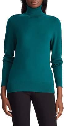 Chaps Turtleneck Cotton Sweater