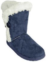 "Dawgs Women's 9"" 3 Button Microfiber Boots"