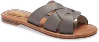 Kenneth Cole New York Mellow Swirl Slide Sandal