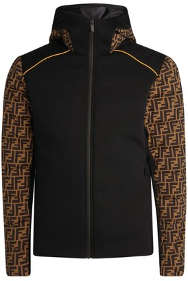 Fendi Tech Knit Puffer