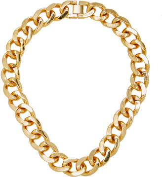 Fallon Armure Gold-Plated Necklace