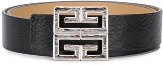 Givenchy 4G logo buckle belt