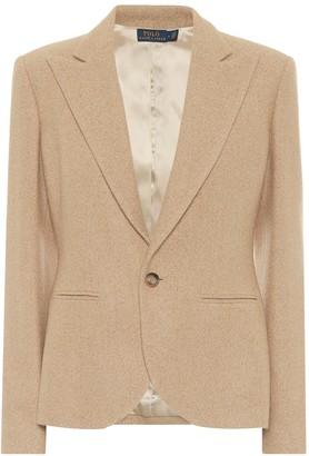 Polo Ralph Lauren Wool-blend blazer