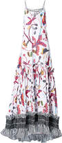 Romance Was Born Day Bloom Cotton Maxi Dress