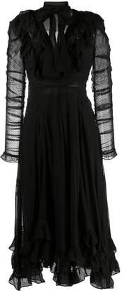 Zimmermann Sabotage lace dress