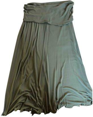 Genny Green Skirt for Women