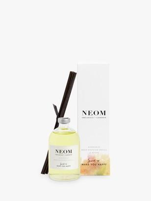 Neom Organics London Happiness Diffuser Refill, 100ml